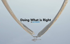Doing What is Right   by Incitement & Impact Hub
