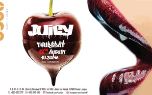 JUICY BY COMO // 18.08 – Thursday