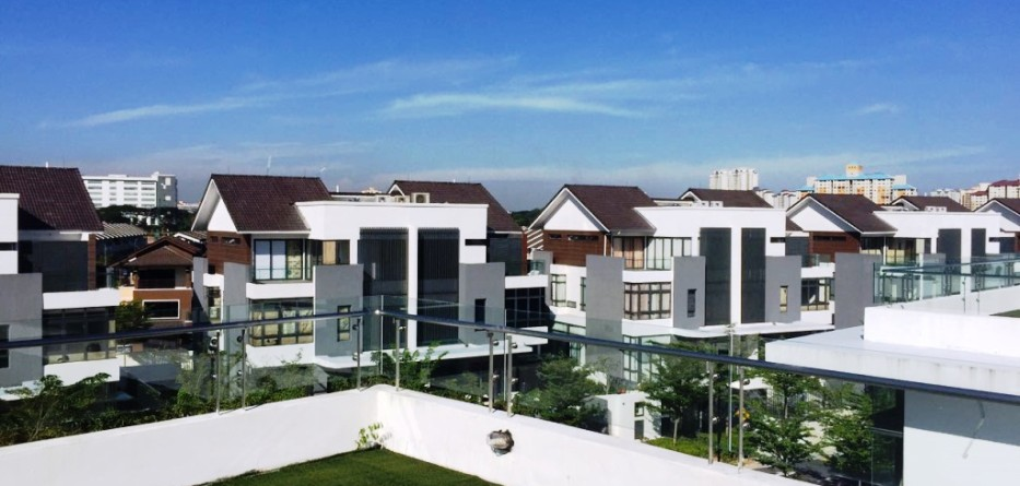 Stunning & luxurious semi-detached 3 storey house - KL Expat