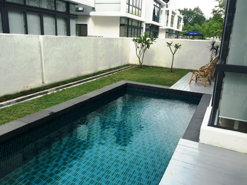 Stunning Amp Luxurious Semi Detached 3 Storey House Kl
