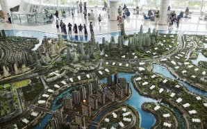 $100 Billion Chinese-Made City Near Singapore 'Scares the Hell Out…