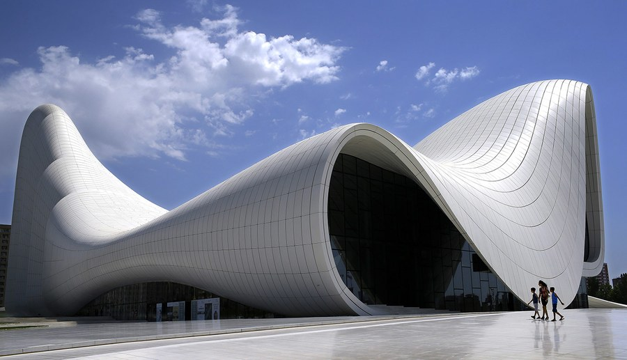 There will be a zaha hadid exhibition at the kuala lumpur - Dekonstruktivismus architektur ...