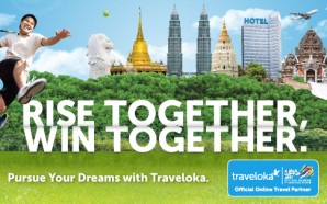 Traveloka takes SEA Games to greater heights with exclusive flight…