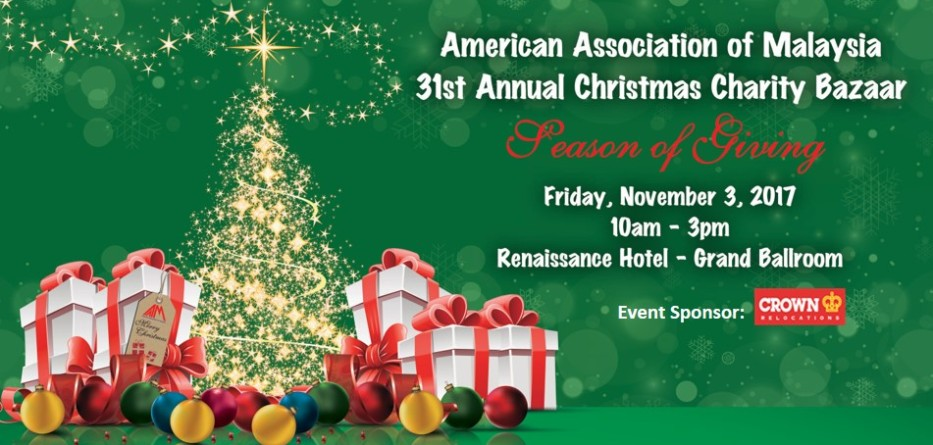 aam christmas charity bazaar its that time of year kl expat malaysia