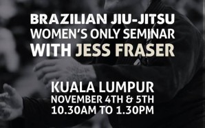 BJJ Women's Only 2 Day Seminar + Charity Open Mat