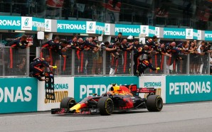Max Verstappen wins Malaysia Grand Prix, Daniel Ricciardo third with…