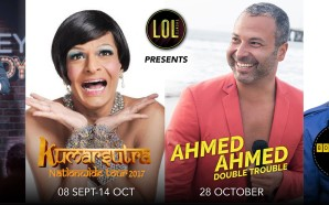 LOL EVENTS Announces Two Amazing International Comedians