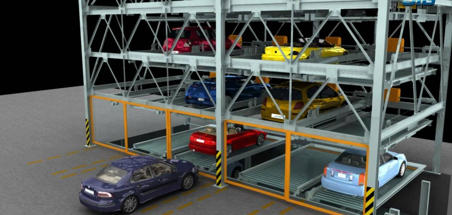 Mechanical Car Parking System Malaysia