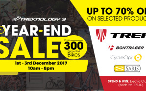 Treknology Year-End Sale!