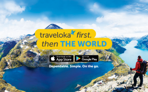 Stay local & save! – Traveloka