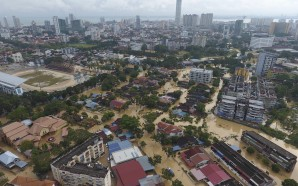 Close to 3,000 victims evacuated, thousands more affected by Penang…