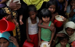 Bangladesh to turn island into temporary home for 100,000 Rohingya…