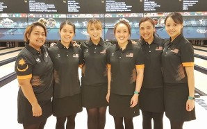 Congratulations Malaysia! National women's tenpin bowling team end 10-year drought…