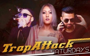 Trap Attack: The China Bar – Saturdays