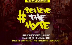The China Bar Ladies Night – every Wednesday