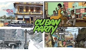 Cuban Party at Pisco Bar – 30 Jan