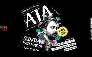 Lazy Sunday Special pres. Ata (Robert Johnson, DE)