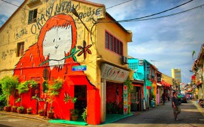 Must-Go Locations for the Artsy-Fartsy in Malaysia
