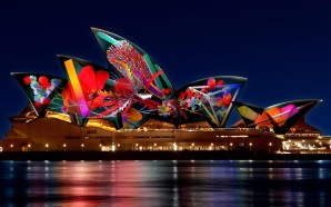 Get ready for Vivid Sydney's 10th birthday celebration on 25…