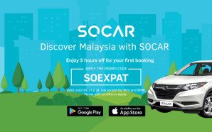Discover Malaysia with SOCAR
