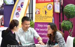 The Private International School Fair 3rd and 4th November!