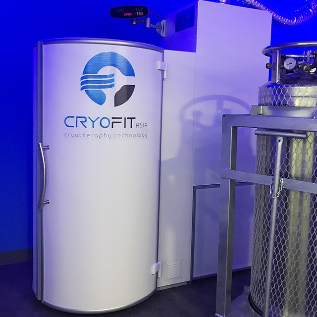 The Honest Review, Cryofit Asia Cryotherapy Technology - KL
