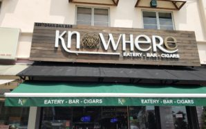 The Honest Review, Knowhere Eatery And Bar Bangsar