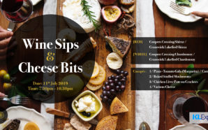 We're Back With Our Signature Cheese And Wine Evening, Come…