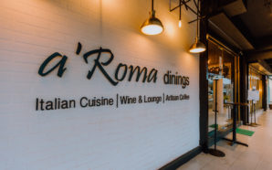 A Collaboration Of Italian Proportions, a'Roma Dinings