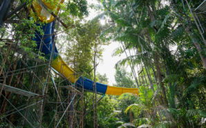 The World's Longest Waterslide Lasts 4 Minutes and Twists Through…