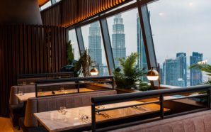 The Honest Review, Blackbyrd KL, Exquisite Skyline Dining Experience