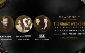 Dragonfly Kuala Lumpur Grand Launch, Starting Thursday 5th September Through…