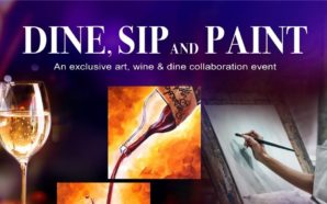 Come & Join Our Friends At Passione's Dine, Sip &…