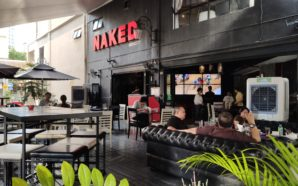 The Honest Review, Naked Restaurant KL