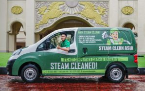 The Honest Review, My Steam Clean Asia